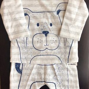 2 piece doggy outfit